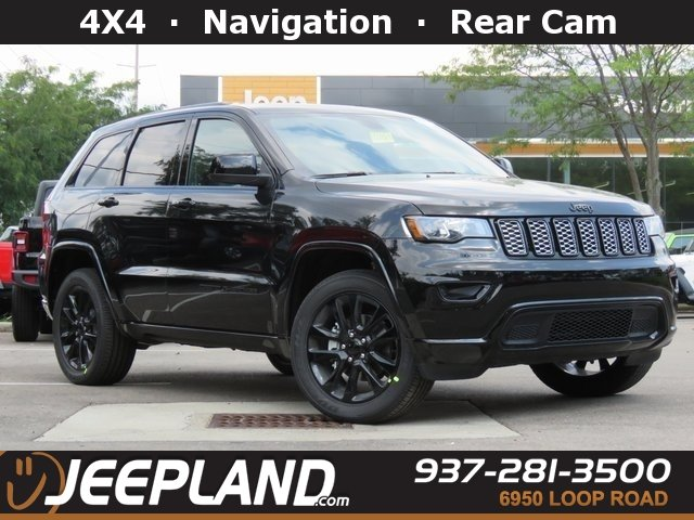 Jeep Cherokee Altitude >> New 2020 Jeep Grand Cherokee Altitude With Navigation 4wd