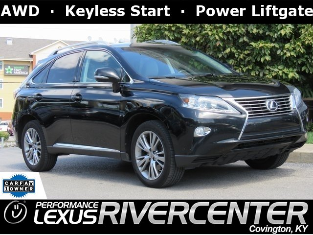 Pre Owned Lexus >> Pre Owned 2014 Lexus Rx 350 Awd