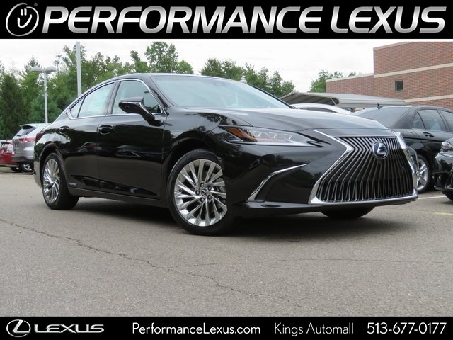 New 2019 Lexus Es 300h Luxury Fwd 4dr Car
