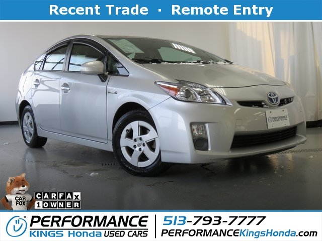 Pre Owned 2010 Toyota Prius Five Hatchback In A0141630
