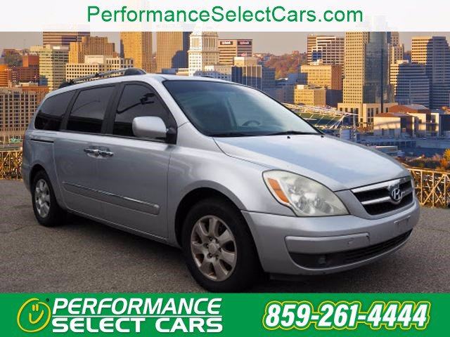 Pre Owned 2007 Hyundai Entourage Gls Mini Van Passenger In 76020167 Performance Automotive Network