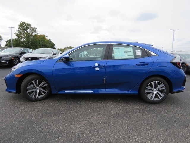 New 2020 Honda Civic Hatchback LX