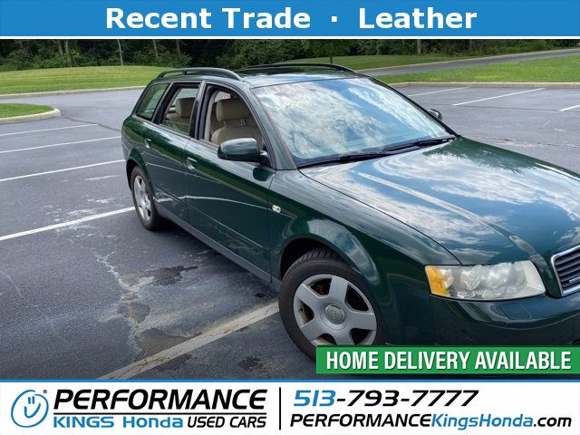 pre owned 2002 audi a4 1 8t station wagon in 2a223232 performance automotive network pre owned 2002 audi a4 1 8t awd