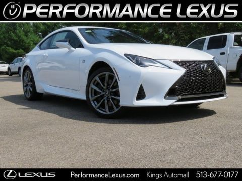 New 2019 Lexus RC 350